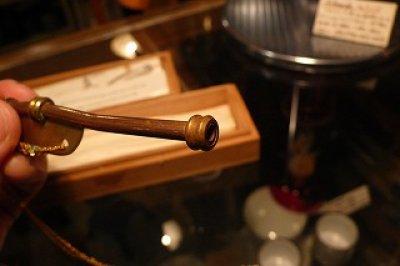 画像3: Boatawain's Pipe真鍮製ボースン・パイプ