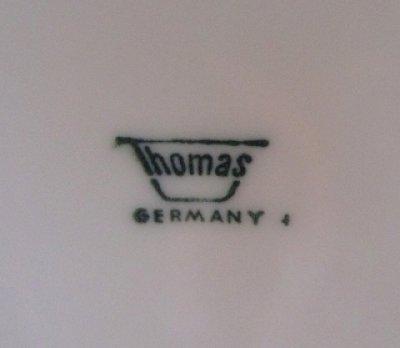 画像1: Thomas(Germany)ヴィンテージ ポット