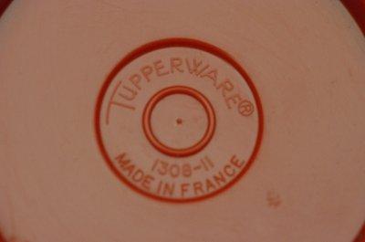 画像1: TUPPERWAREスパイス入れ