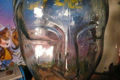 画像1: ガラス頭部